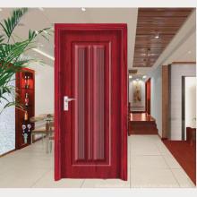 Pele de porta de madeira (HD-8003)