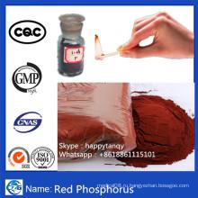 Red-Phosphorus Lab Реагент Flame Retardant Powder Красный фосфор