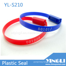 Fixed Length Light Duty Plastic Security Seals (YL-S210)