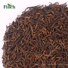 Thé Puer de thé de Puer de qualité supérieure de Puer Le thé chinois de Puer de Puer de thé rencontrent la norme d'UE
