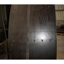 Schaufel Aufzugsförderband St1600 (5 + 5 + 5) * 680