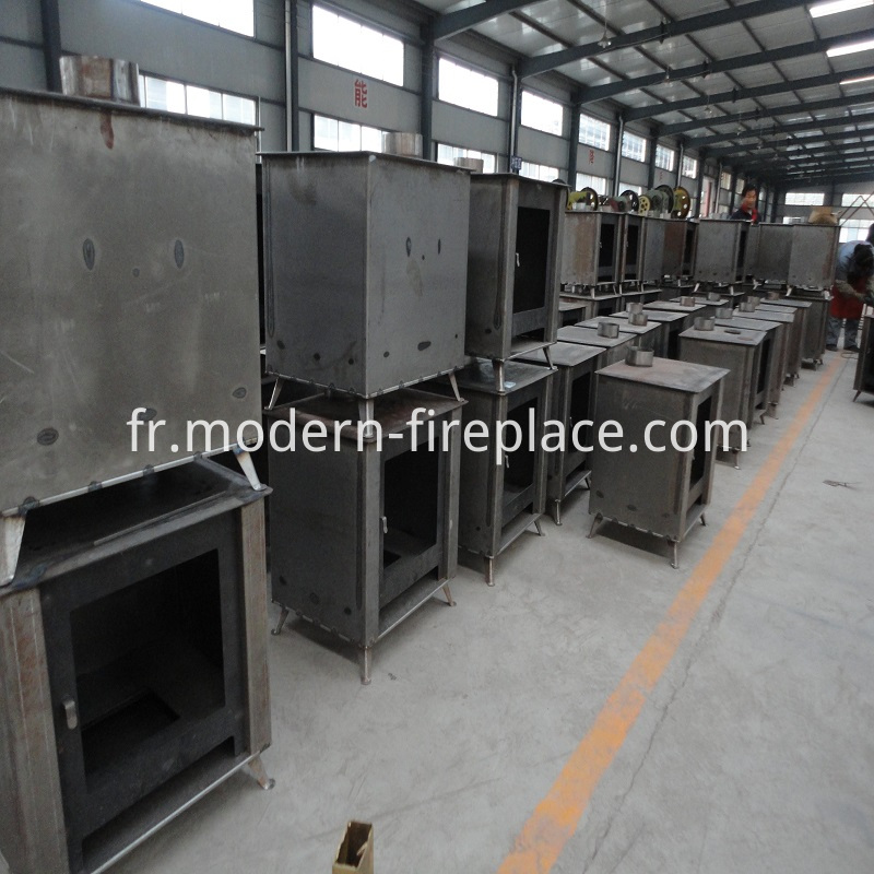 25KW 2016 New Boiler Steel Plate Fireplaces