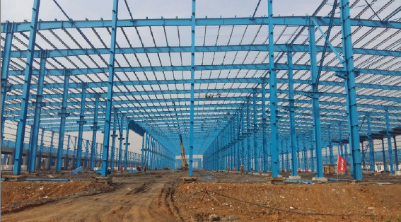 Steel Structure Storage
