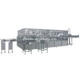 Automatic vacuum induction cap sealing machine