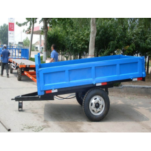 Trailer Air Rem Hidrolik Dump Pertanian