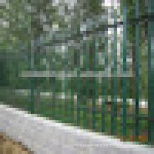 south Africa hot sale factory 3-spiked top palisade fence(Deming fence factory)