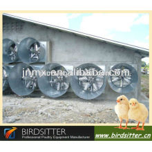 automatic ventilation exhaust fan for broilers and chicken
