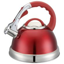 Non-slip Caping of Red Whistling Kettle