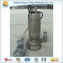 Pompe d'égout submersible en acier inoxydable