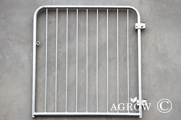 Galvanized Weld Steel Bar Fence Gate