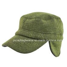 Bonnet de baseball 100% coton hiver chaud