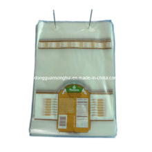 Wicket Bread Bag/Wicket Plastic Bag for Food/Wicket Bag