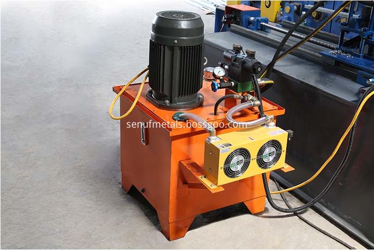 Hydraulic Station (2)