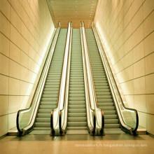 Escalier roulant commercial intérieur avec fonctions d'économie d'énergie