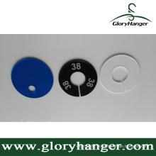 Divisor de rack de tamanho arredondado para classificação de gancho (GLPZ006)