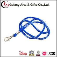Blaue Runde Seil Lanyards