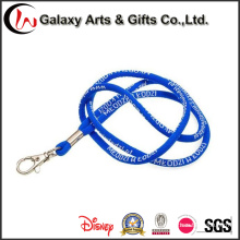 Blue Round Rope Lanyards