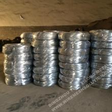 Electro Galvanized Soft Wire for Building Material