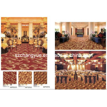 Machine Made Wall to Wall Hotel Tapis