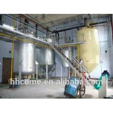 Máquina não-ácida da planta de produção do biodiesel que faz o biodiesel do óleo de cozinha