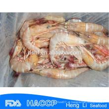 HL002 cong congelado mar capturar camarão da china