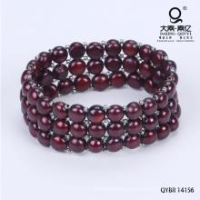 Modelos de pulsera de botón joyería de la perla colección damas
