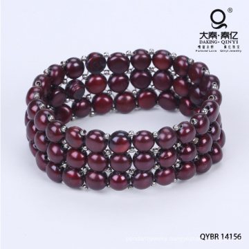 Button Pearl Jewelry Collection Ladies Bracelet Models