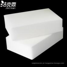 Esponja de espuma de melamina para limpeza