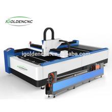 Máquina de corte por láser de fibra láser para los productos más vendidos de carbono en América