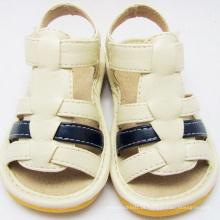 Baby Sandals Boy Soft PU Leather