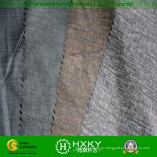 75D poliéster tecido impressão para casacos de moda