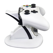 Controller Dual Ladestation Station Ladegerät Stehen Für Xbox One S dünne Gamepad Wireless