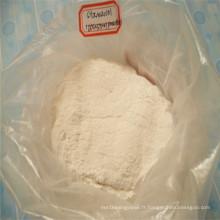 Poudre stéroïde orale CAS 10418-03-8 de Stanozolol Winstrol de stéroïdes de stéroïdes de croissance