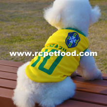 World Cup Summer Large Dog Clothes