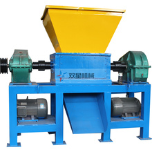 Industrial Single Shaft Shredder Machine on sale