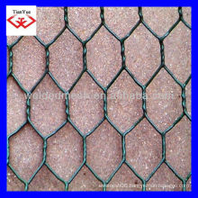 good quality PVC coated hexagonal wire netting( chicken wire)