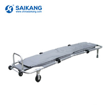 SKB1A12 Aluminium Alloy Emergency Foldaway Ambulance Rescue Stretcher