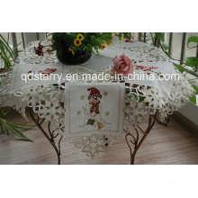 Couverture de table de Noël bonhomme de neige St1736