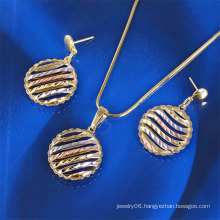 Xuping Fashion Multicolour Jewelry Set (61194)