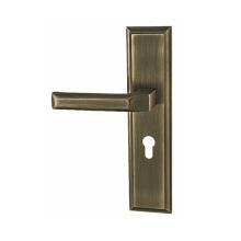 Tirador de puerta de fundición a presión de aleación de zinc