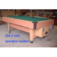 Billardtisch mit Münzen (COT-004A)