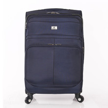 Spinner wheels EVA nylon travel bag equipaje de la carretilla