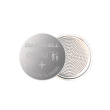 Bateria de botão Li-Mn de células DADNCELL de alta capacidade CR2032 / 1620 3V para equipamentos de monitoramento e brinquedos