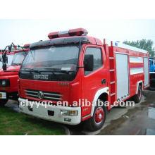 4*2 3t small Water Tanker Fire Truck