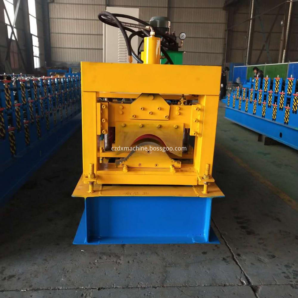 Cap Ridge Making Machine Roll Forming Machine