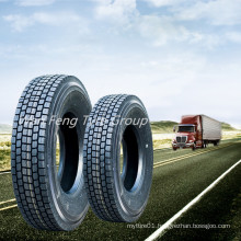 DOT Gcc ISO Bis Certificate High Quality Europe Standard All Steel Radial Truck Tire 315/80r22.5 755