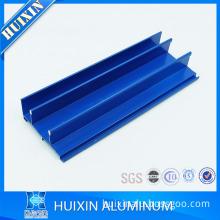 Any colors powder coat paint aluminum window doors aluminum profile