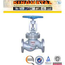 1/2/3/4 PC Pn16 Wcb Cast Steel Stop Valve