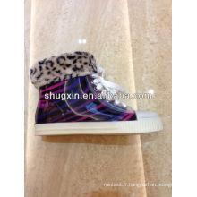 bottes de femmes d'hiver 2014 exécutant pas cher chaussures de pluie pvc