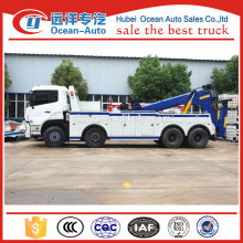 New dongfeng heavy duty rotator tow truck hydraulic